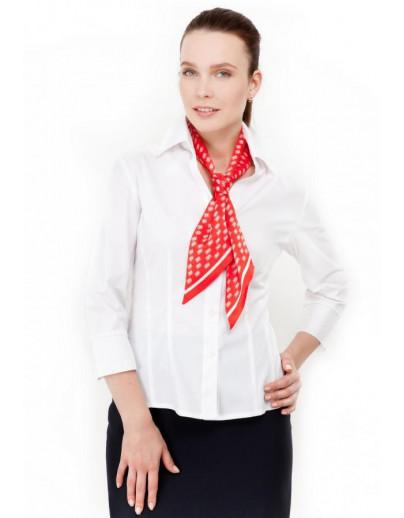c542fe036487 Галстуки с логотипом и корпоративные шарфы. Изготовление шарфов с ...