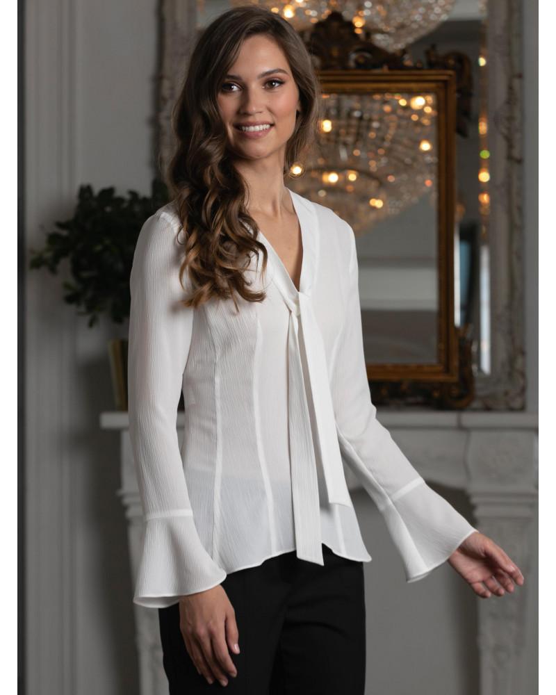 Блуза женская белая, арт. 62815