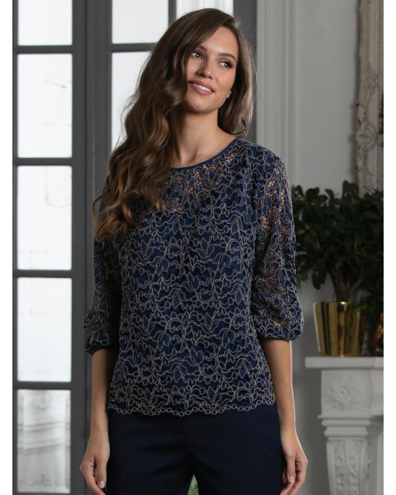 Блуза женская кружевная, арт. 62829
