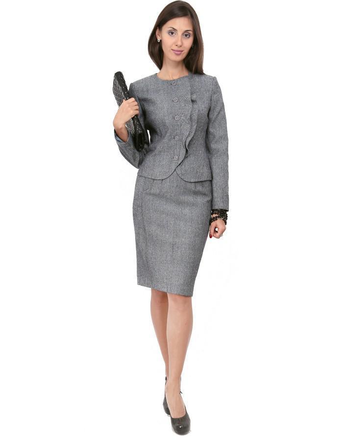 Классический женский деловой костюм с доставкой